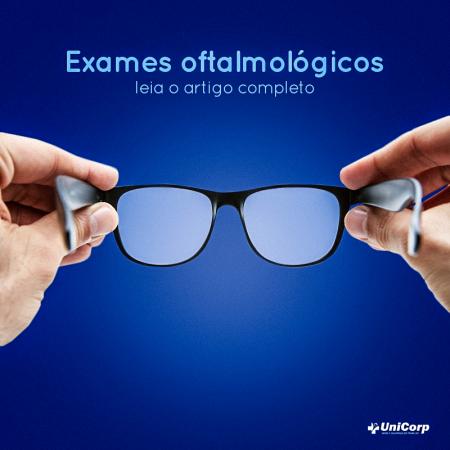 A importância dos exames oftalmológicos